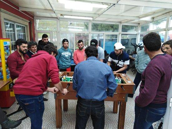 Santa Marta de Penaguiao, Португалия: Torneio