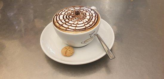 GLISS Caffee Cult: ein kleines Kunstwerk