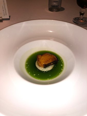Fantastic food - an experience for the palate!!