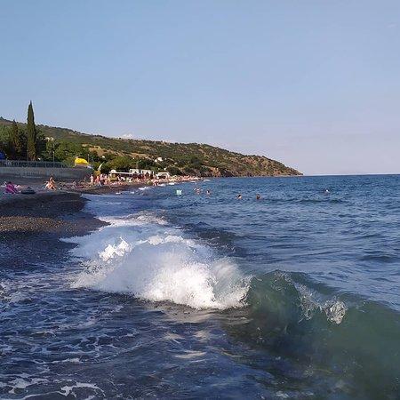 Kanaka: Пляж в Канаке, Крым.