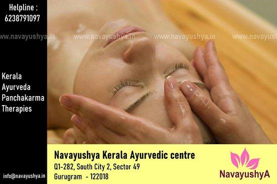 Γκουργκαόν, Ινδία: Navayushya Ayurveda
