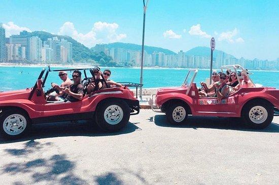 Tour touristique en buggy à Guarujá
