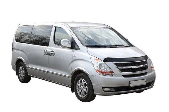Фотография Transfer in Private Minivan from San Pedro Sula La Mesa Airport to City