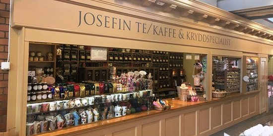 ‪Josefin Tea & Coffee‬