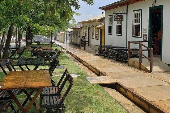 Pirenópolis, a charmosa cidade...
