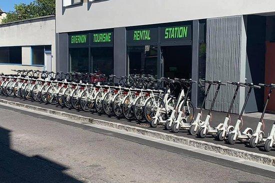 Explore Vernon & Giverny - E-Bike Rental