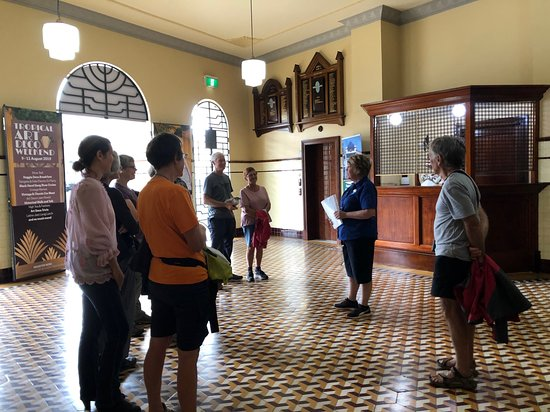 Innisfail Shire Hall Tour
