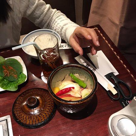 Steakhaus koreanischer Art