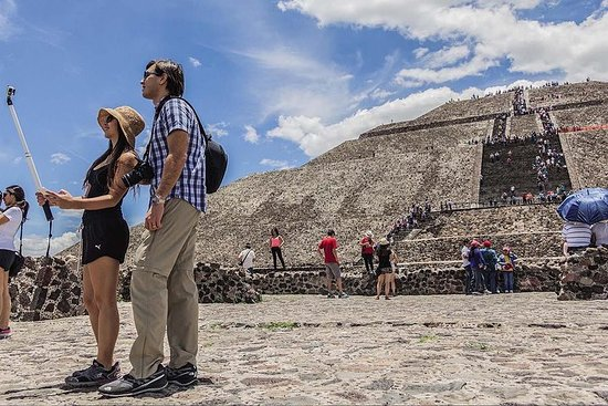 VIP Experience in Teotihuacán (The cheapest price for private tour) Resmi