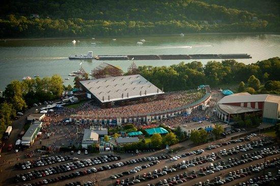 Batavia, OH: Cincinnati Riverbend Music Center