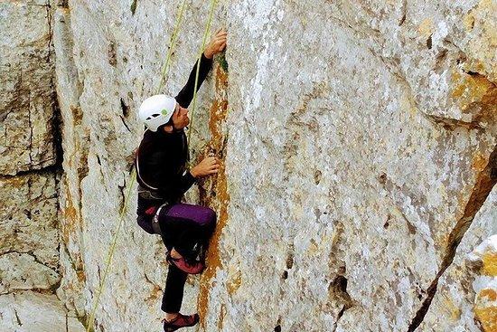 Klettern & Abseilen in Vouni