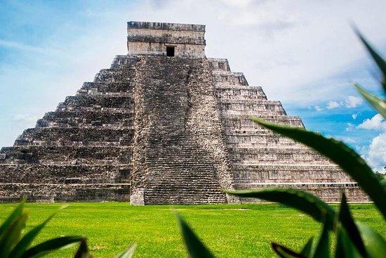 Chichen Itza klassisk tur fra Cancun