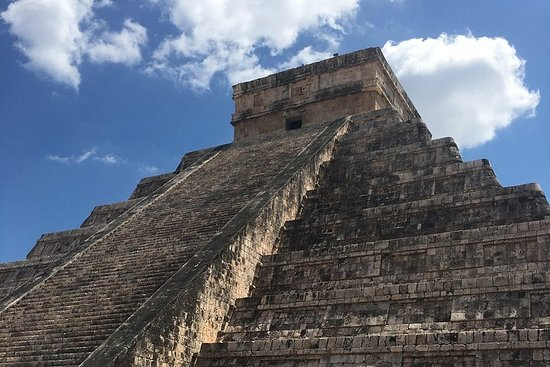 Klassisk Tour Chichen Itza fra Cancun