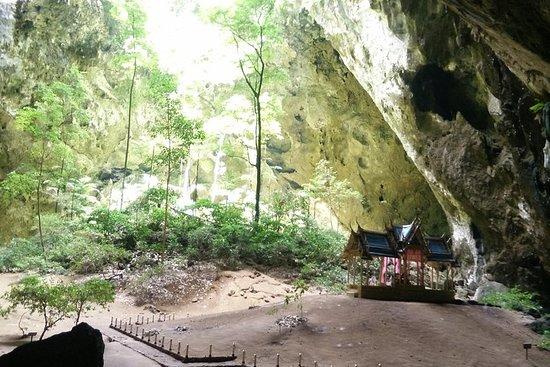 Sam Roi Yod nasjonalpark og Praya Nakhon Cave Bli med på tur