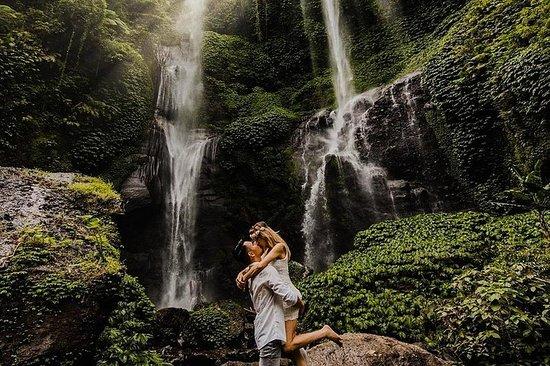 Excursão privada instável em Bali