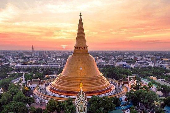 Nakhon Pathom City Tour from Bangkok with Sanam Chandra Palace