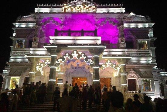 Tour privado espiritual de Vrindavan y Mathura