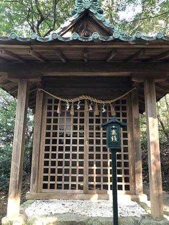 Nagoya, Japan: 尾張戸神社の境内