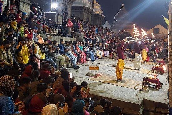 Soirée Aarati Pooja Pashupatinath...