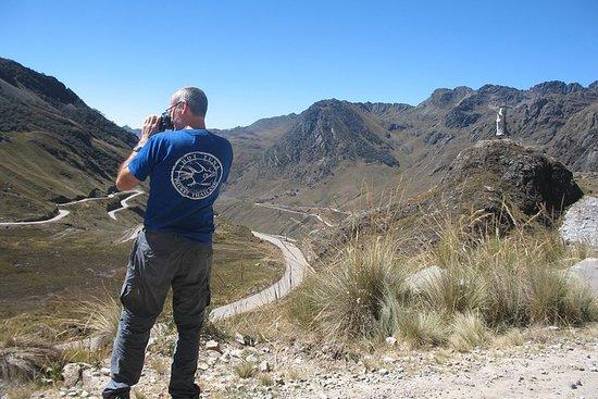 Olleros - Chavin Preinca trail trek 3 jours Support communautaire