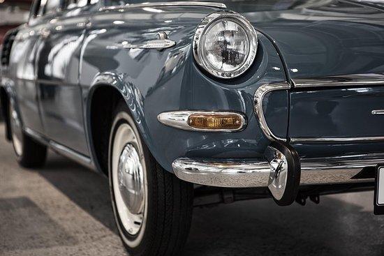 Skoda Car Tillverkare Privat Tour Från ...