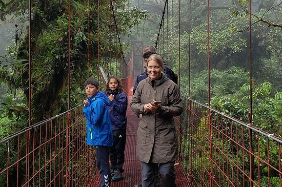 Package | Monteverde Cloud Forest...