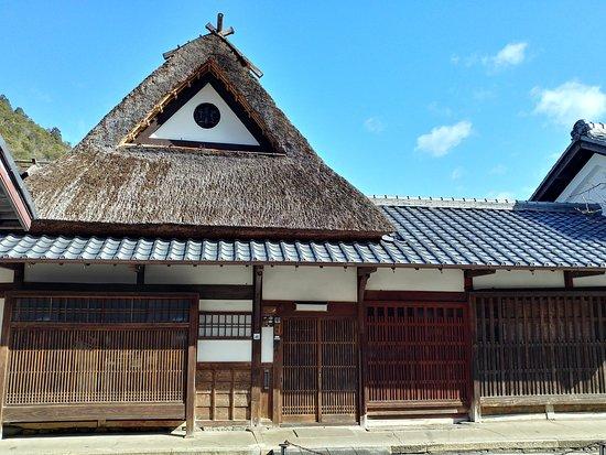 Saga Toriimoto Traditional Buildings Preservation Area