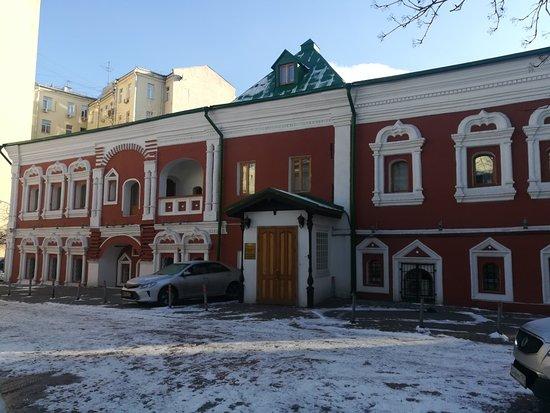 Палаты Сверчкова