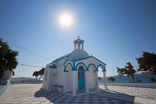 Religiøse monumenter av Milos halvdagstur