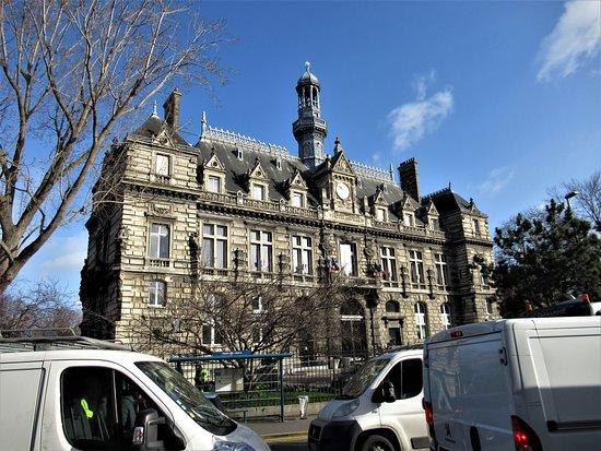 Hôtel de Ville à Pantin