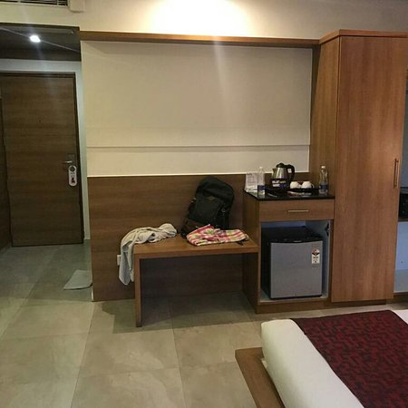 Tumkur, India: Hotel Le Ruchi The Prince, Mysore  Hotel is nice but housekeeping needed