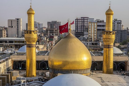 Zdjęcie Najaf Province
