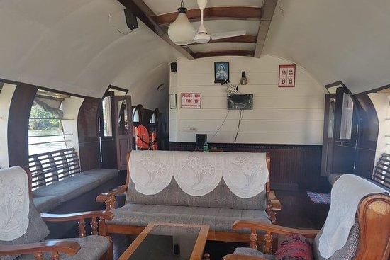 Crociera privata con houseboat Alleppey con pernottamento da Kochi