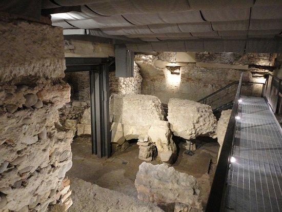 Area Archeologica di Corte Sgarzerie