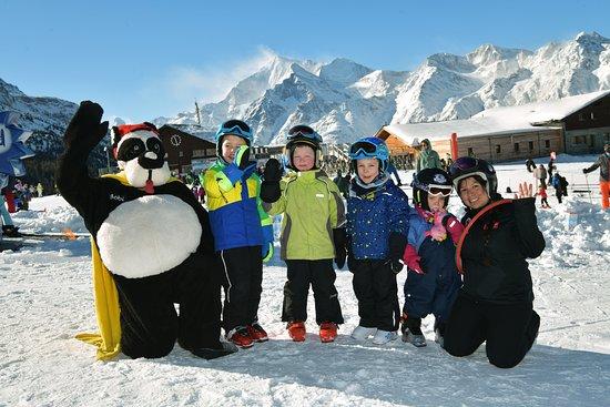 Schneesport Skischule Grächen