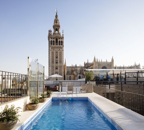 EME Catedral Hotel, hoteles en Sevilla