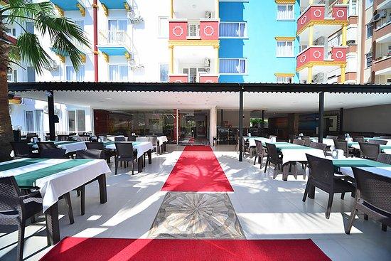 Binbilla hotel/Alanya