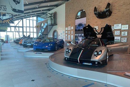 Pagani Ducati Lamborghini Factory und...