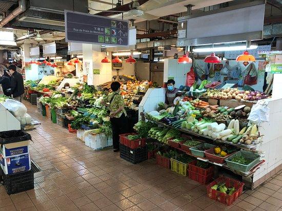 Mercado Municipal de S. Lourenco