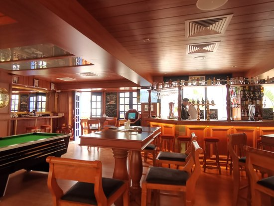 THE ANCHOR GASTRO PUB 1/4 Themed Restaurant and Bar Lounge within San Pawl Pebbles Resort in St Paul's Bay, Malta
