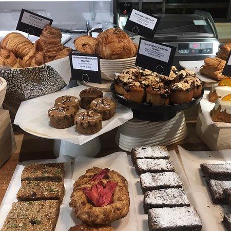 Brilliant, friendly bakery.