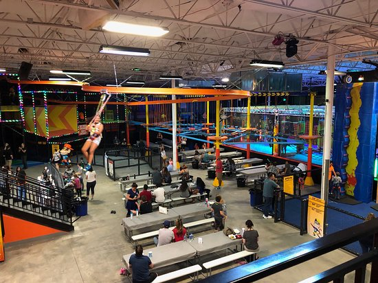 ‪Urban Air Trampoline and Adventure Park‬