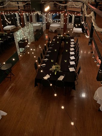 Mexico, NY: Can accommodate large and small dining parties