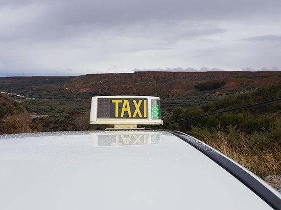 Taxi Guadix Roberto