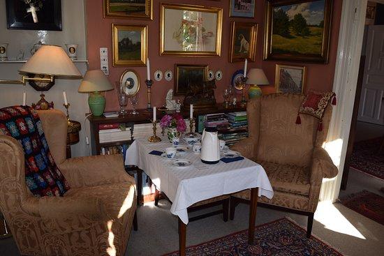 Harndrup, Tanska: For have-interesserede og royalt interesserede
