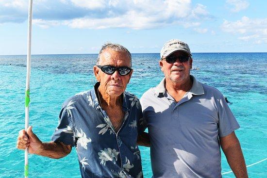 Grand Cayman: Astor and I!