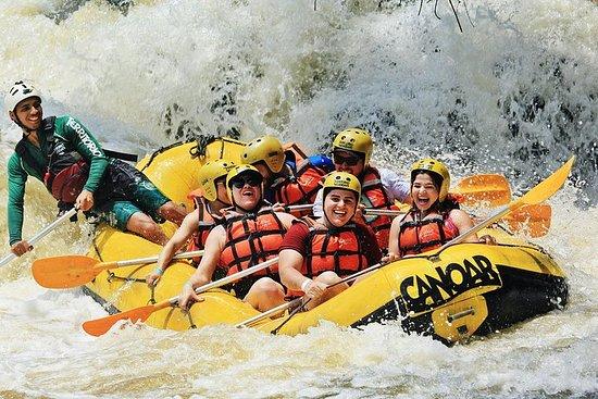 Rafting - Germogli - Rio Jacaré Pepira di Wild Canoe Territory