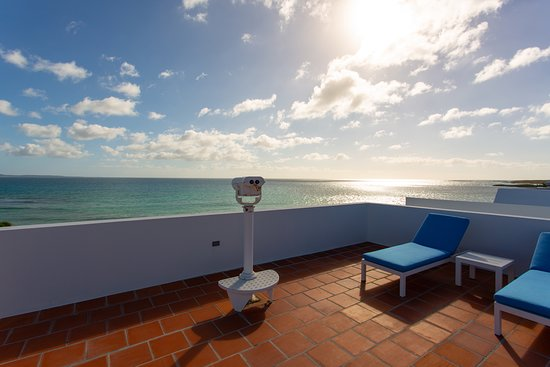 Roof Terrace View (Antilles Pearl)