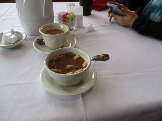 Carlinville, IL: Great Beef Soup