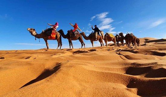 Sahara Merzouga Tours